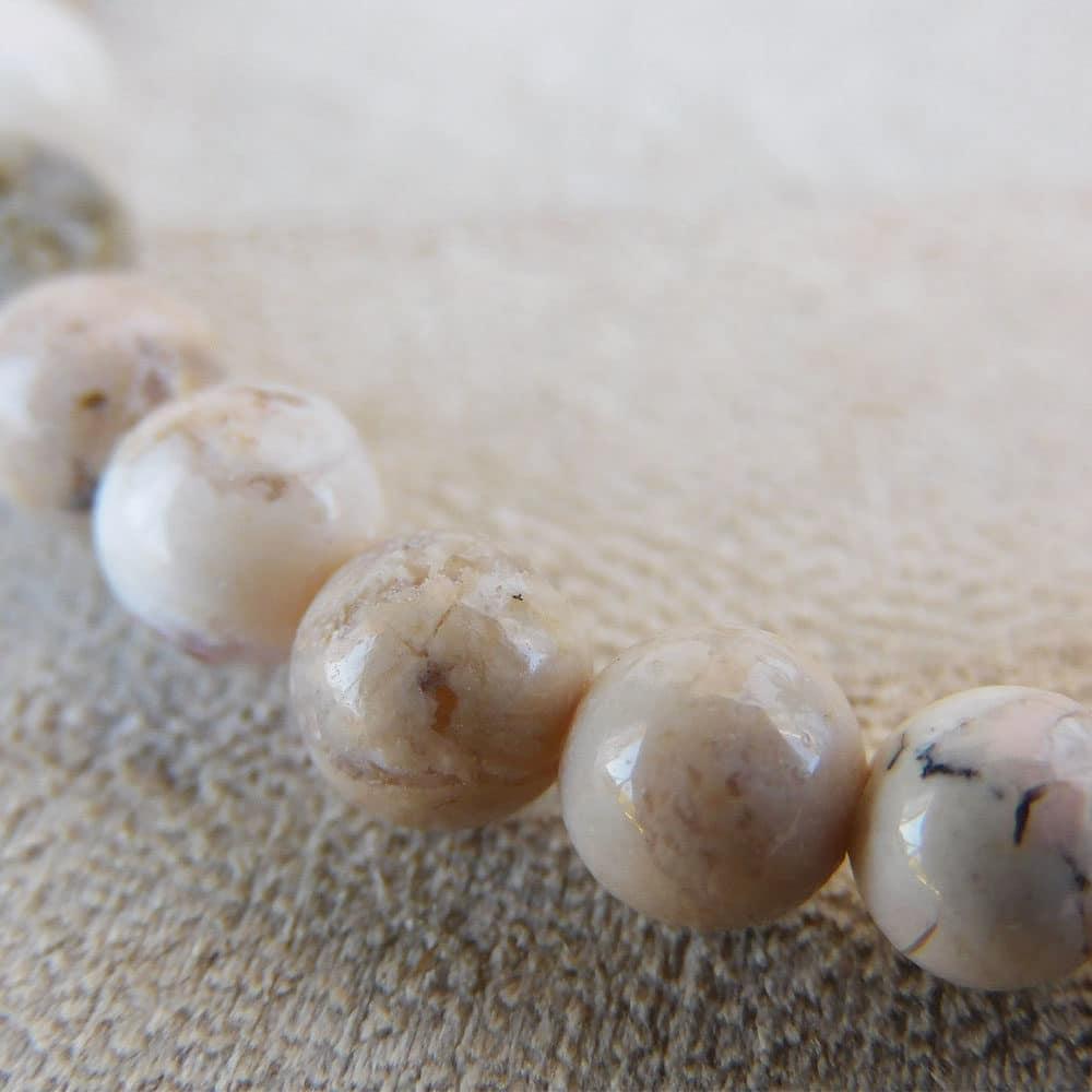 Bracelet Opale 6mm