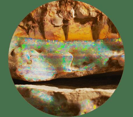 Vertus pierre Opale