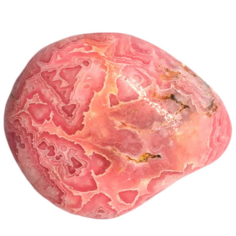 Pierre Roulée rhodochrosite extra