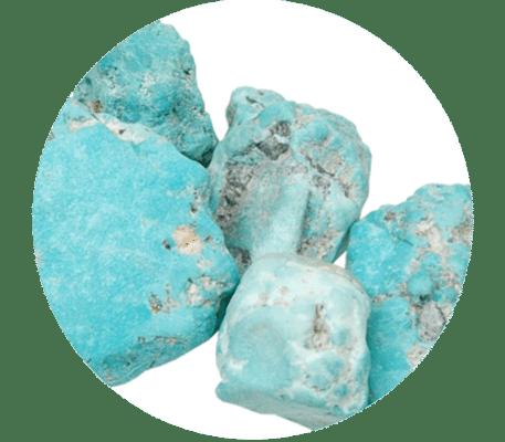Vertus Turquoise pierre