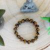 Bracelet Oeil de Tigre 10mm