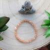 Bracelet Pierre de soleil 6mm haut