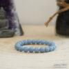 Bracelet angélite 8mm -