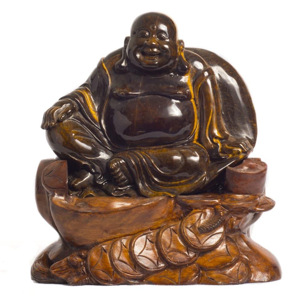 Bouddha Oeil de tigre - 2