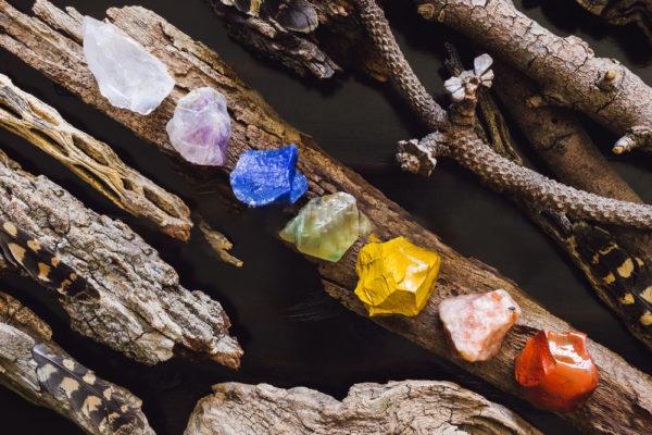 Couleurs des pierres et leurs symbolique lithotherapie