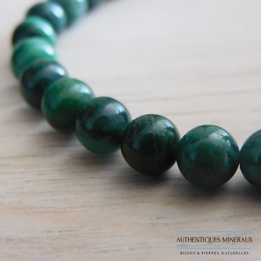 Bracelet jade 6mm