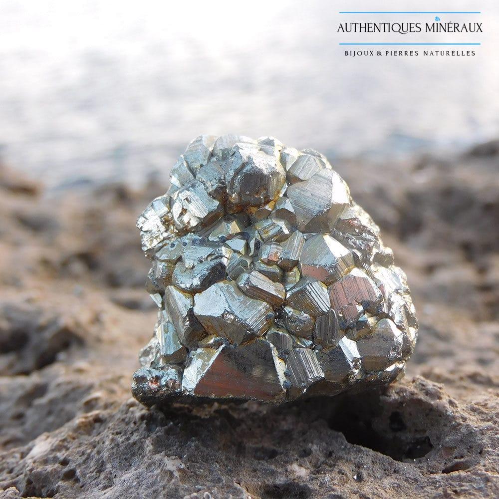 Pyrite Brut 11