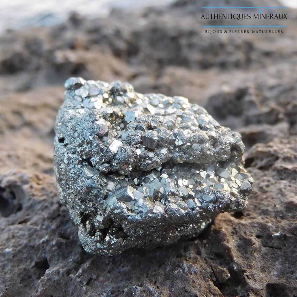 Pyrite Brut 7