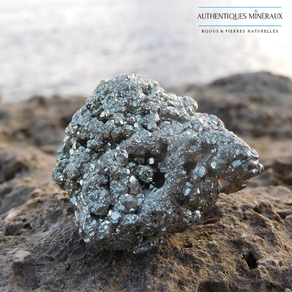 Pyrite Brut 9