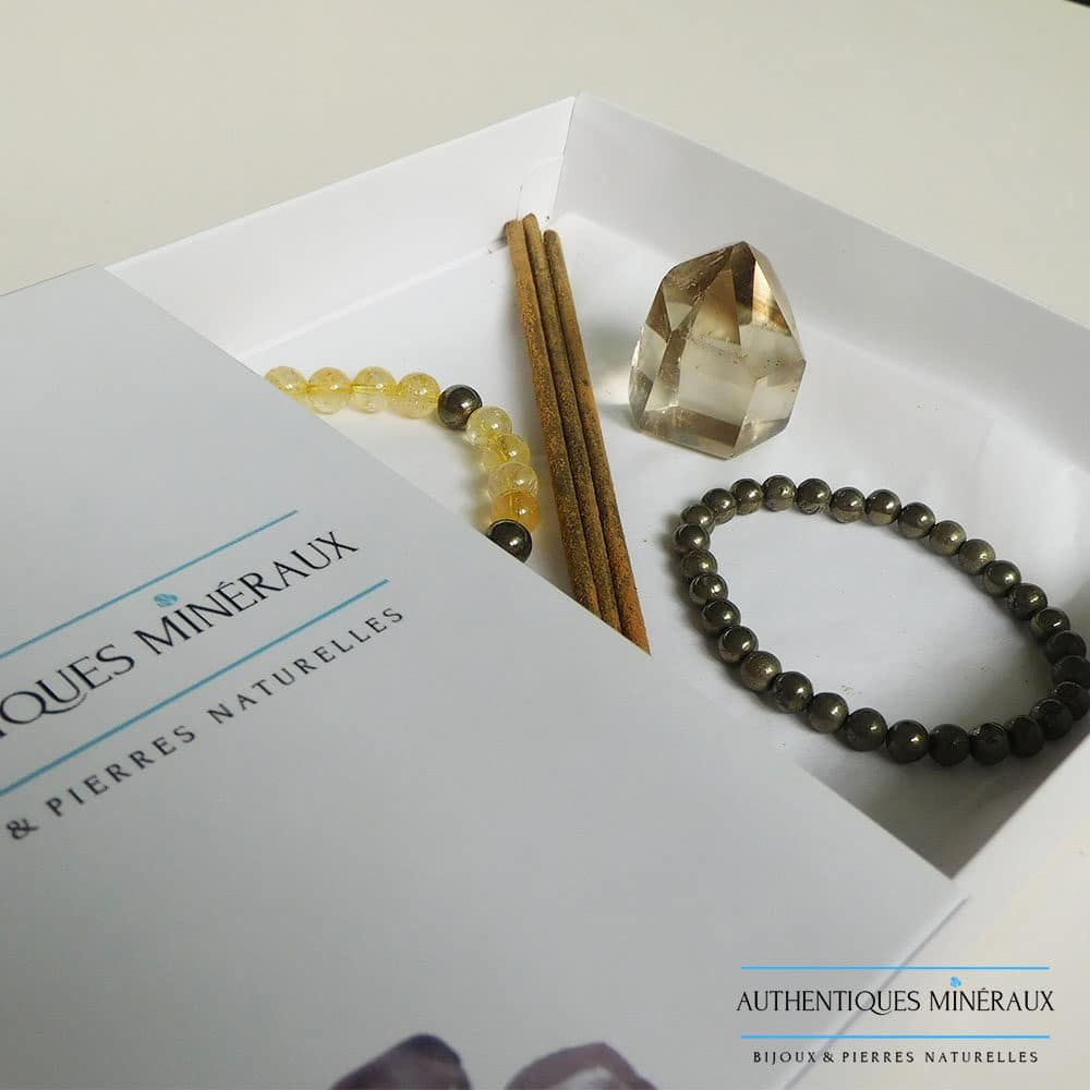 Kit Abondance Lithothérapie