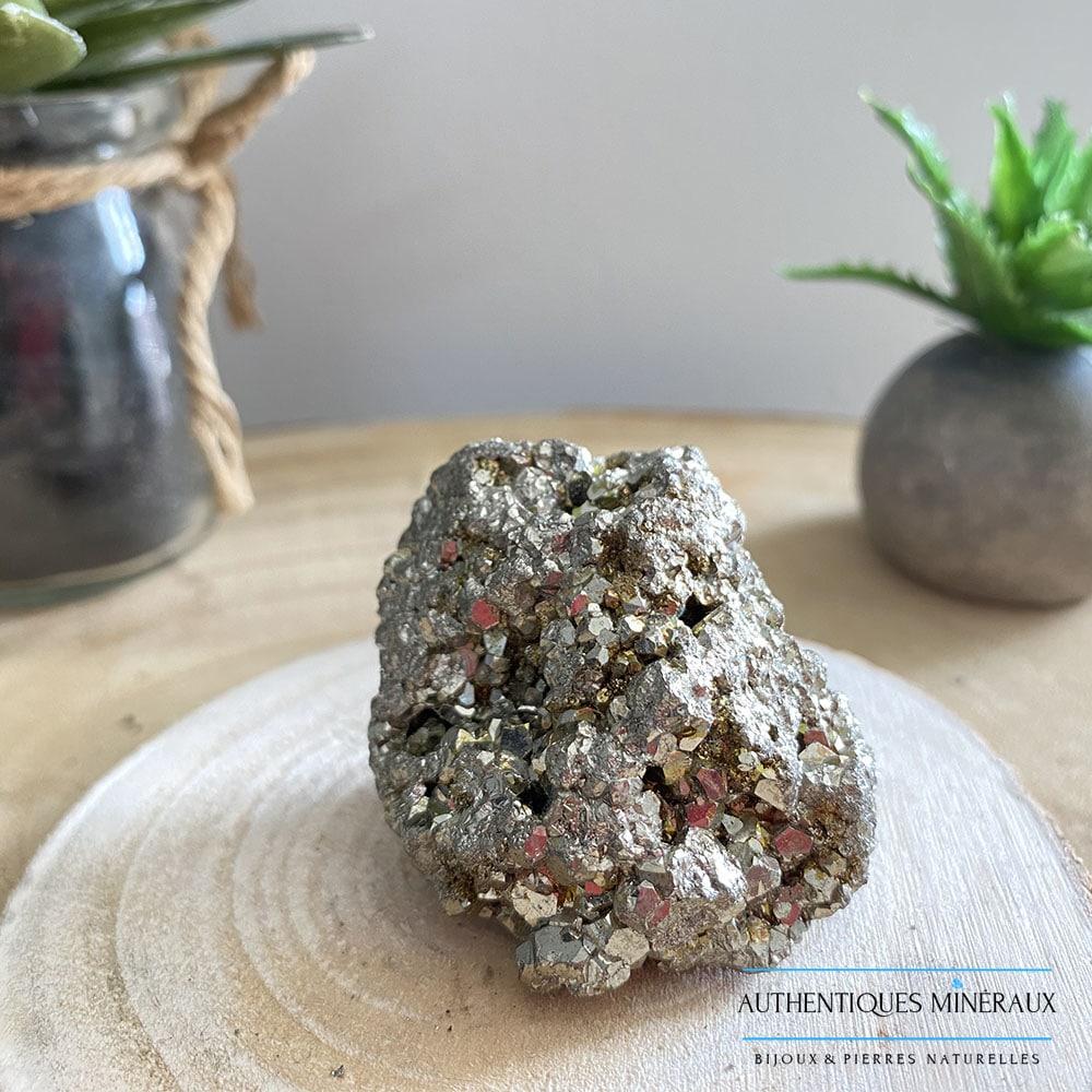 Pyrite brute 123g