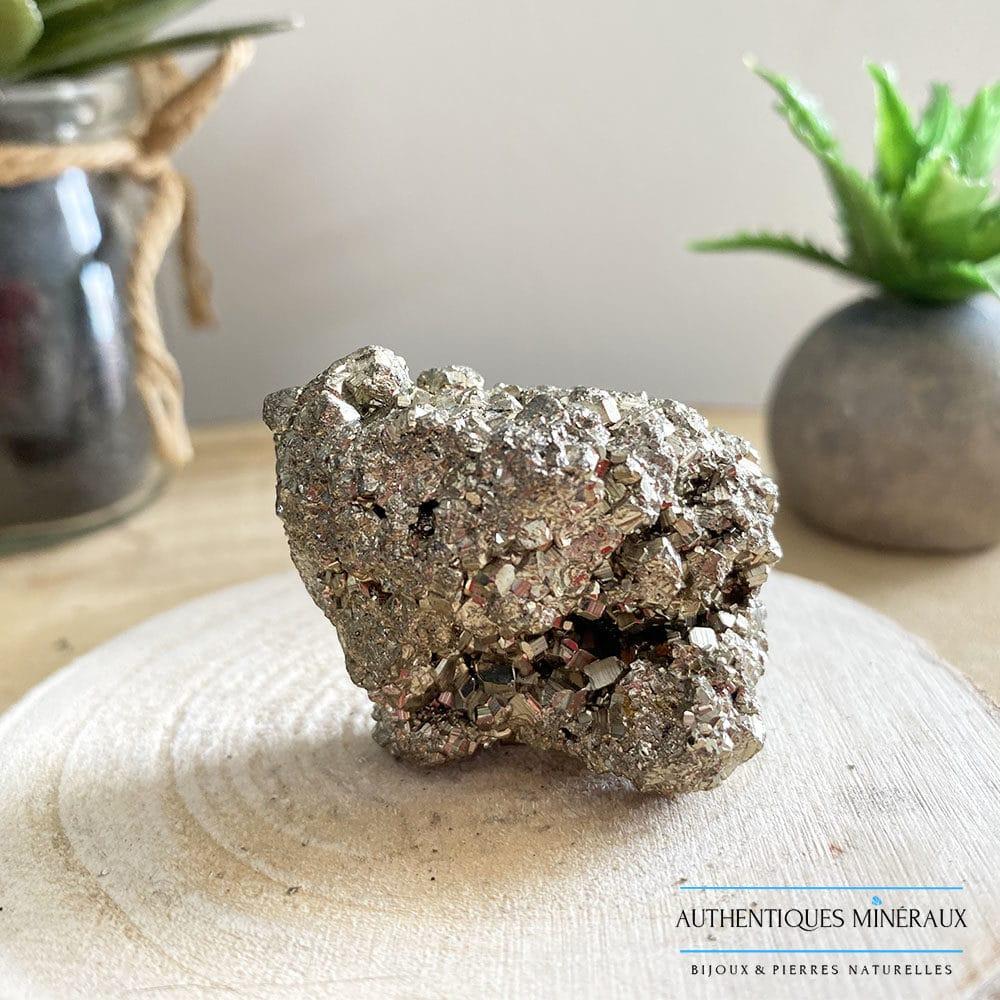 Pyrite brute 81g